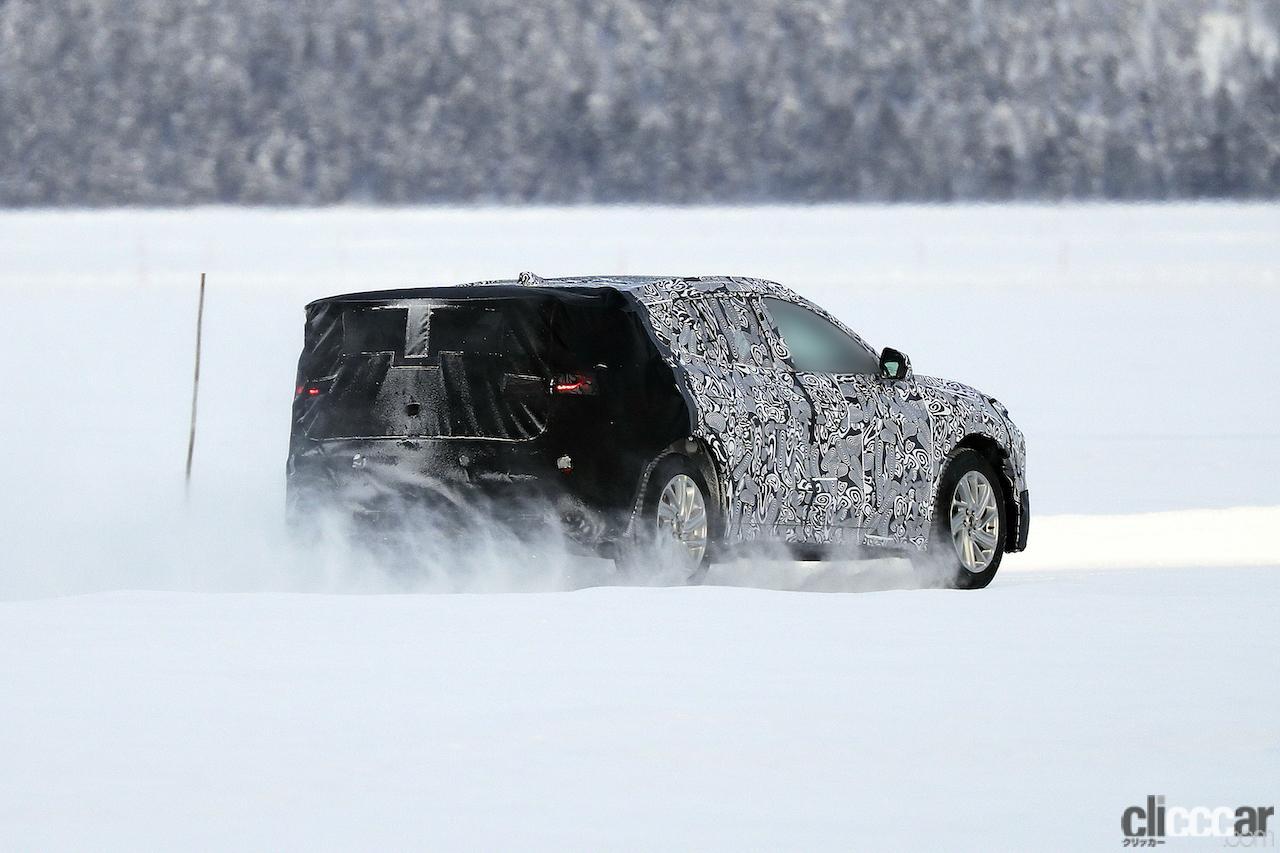 「目指せレガシィ アウトバック!? フォード モンデオ次期型、新クロスオーバーは「Evos」か?」の10枚目の画像
