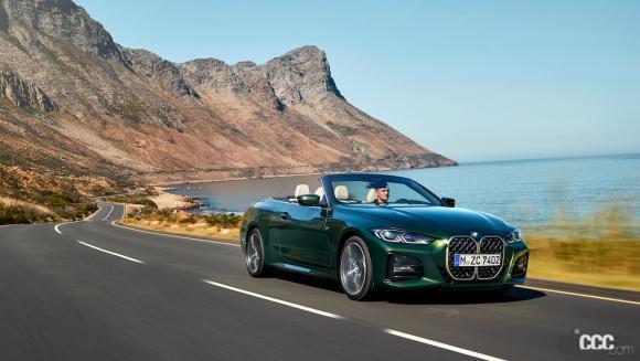 BMW4シリーズカブリオレ