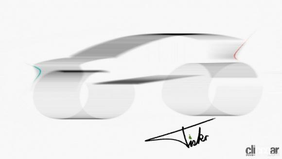 フィスカー EV ティザーイメージ