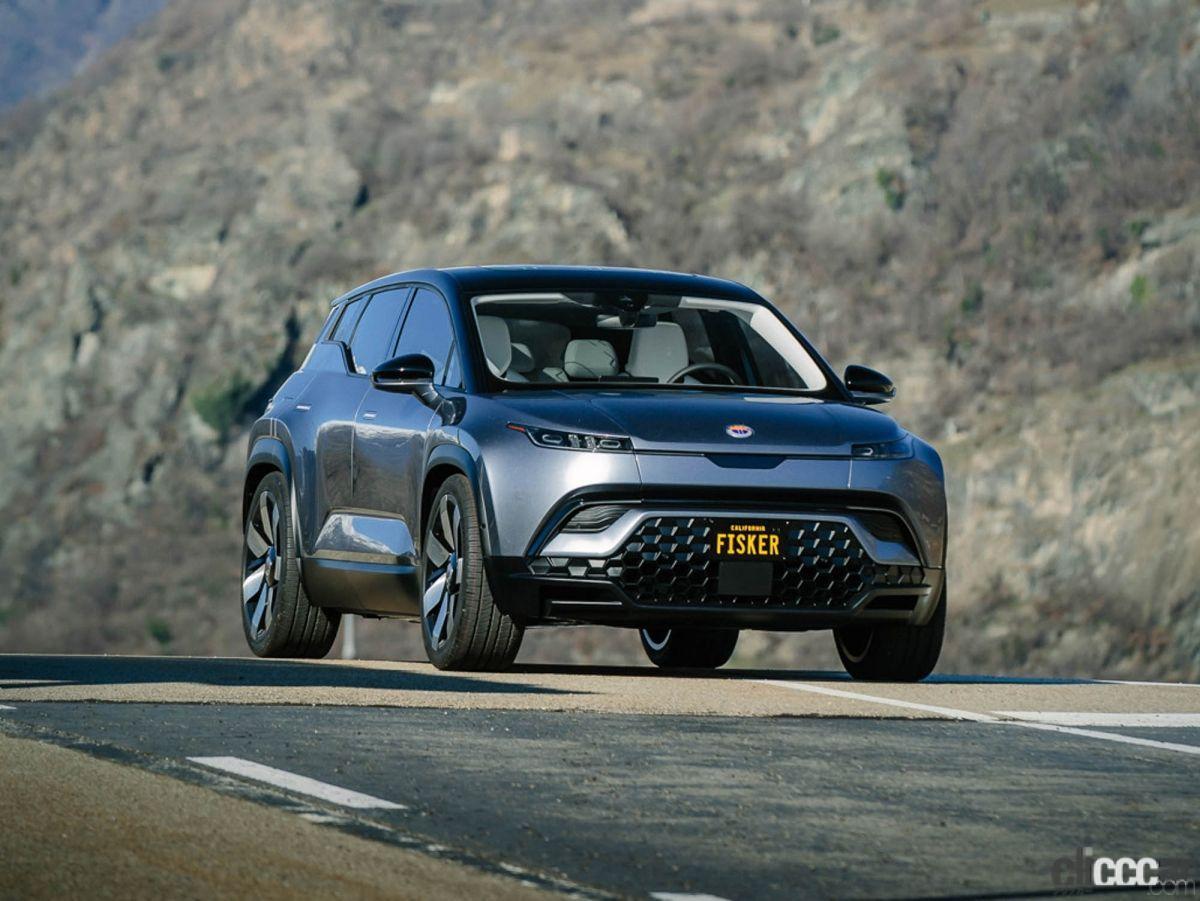 「フィスカー次世代モデルは「未来的すぎる」EVに!「Project PEAR」始動」の3枚目の画像