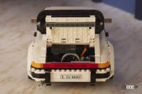 LEGOポルシェ911