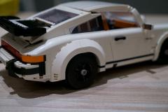 LEGOポルシェ911/この製品のための専用パーツはリヤフェンダー後端とターボのオーバーフェンダー