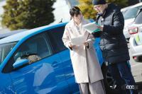 あおり運転対策・駐車監視にも!通信機能付きドライブレコーダー ドコモDDR01が「運転する人」と「待つ人」を安心で繋ぐ!! - docomo_ddr01_aida_umemoto_02
