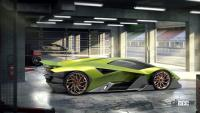 その名は「とどめを刺す闘牛士」、ランボルギーニ次世代ハイパーカー「マタドール」を大予想! - Lamborghini-Matador-Design-Study-15