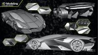 その名は「とどめを刺す闘牛士」、ランボルギーニ次世代ハイパーカー「マタドール」を大予想! - Lamborghini-Matador-Design-Study-9