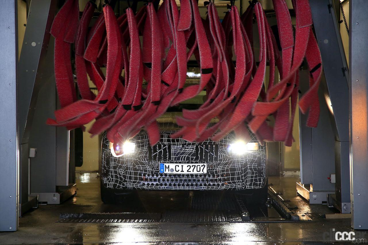 「BMW 7シリーズ次期型、EVのトップモデルには600馬力「i7M60」」の1枚目の画像