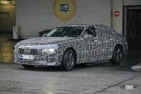 「BMW 7シリーズ次期型、EVのトップモデルには600馬力「i7M60」」の19枚目の画像ギャラリーへのリンク