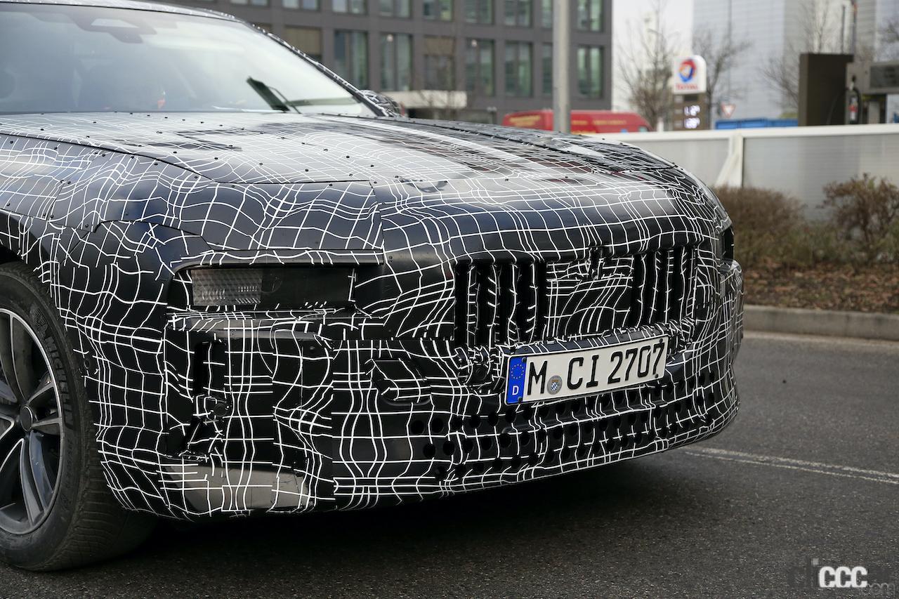 「BMW 7シリーズ次期型、EVのトップモデルには600馬力「i7M60」」の18枚目の画像