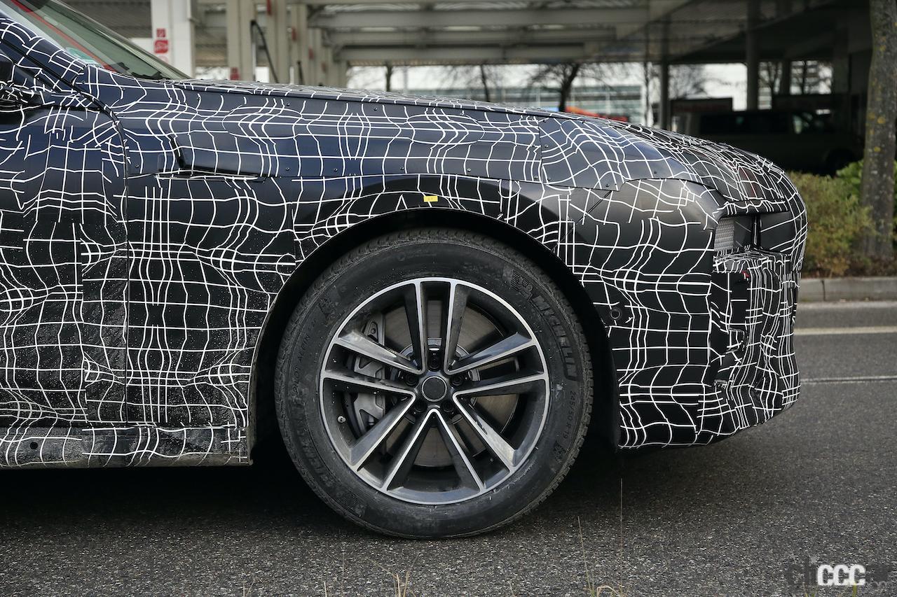 「BMW 7シリーズ次期型、EVのトップモデルには600馬力「i7M60」」の19枚目の画像