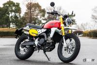 おしゃれで乗りやすい、ストリートバイクの理想形!【ファンティック キャバレロスクランブラー250・概要編】 - caballero02