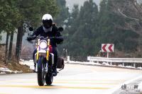 おしゃれで乗りやすい、ストリートバイクの理想形!【ファンティック キャバレロスクランブラー250・概要編】 - caballero05