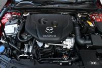 マツダ3ファストバック XD Lパッケージエンジン