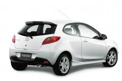 2007年発売の3代目デミオ(Mazda2)