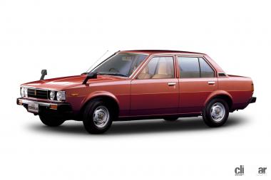 1979年発売の4代目カローラ