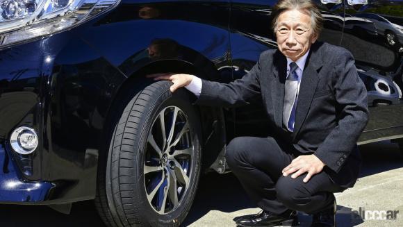 エフィシェントグリップRVF02と渋谷氏