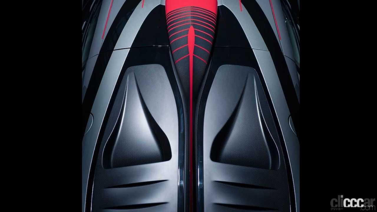 「最高出力は1200馬力!? F1エンジンを搭載するメルセデス初のハイパーカー「AMG ONE」が公式リーク」の4枚目の画像