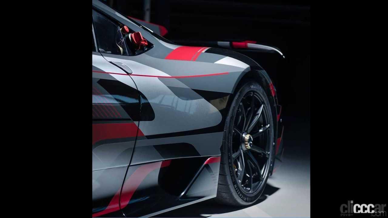 「最高出力は1200馬力!? F1エンジンを搭載するメルセデス初のハイパーカー「AMG ONE」が公式リーク」の5枚目の画像