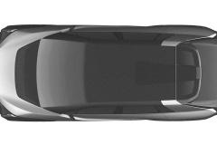 トヨタ 新型EV クロスオーバーSUV 特許画像_005