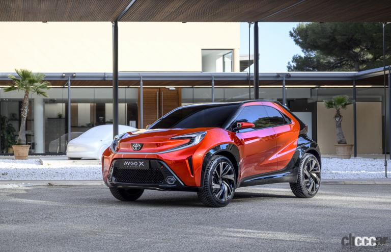 Aygo X prologue - A new vision for the A-Segment