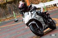 ジェントルなエンジンとブレーキ、しなやかなサス…誰もが扱える優しい一台【スズキ ジクサーSF250・走り編】 - zixxer250SF_16