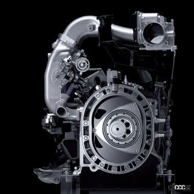 水素ロータリーエンジン