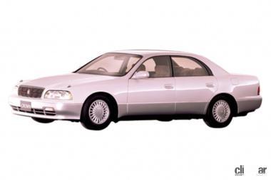 1991年発売の初代クラウンマジェスタ
