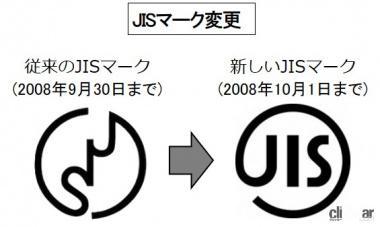 JISマーク変更