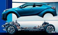 トヨタがEV展開に本腰! 年内に北米市場へ導入する2車種のEVを日本でも発売? - TOYOTA_C-HR_EV