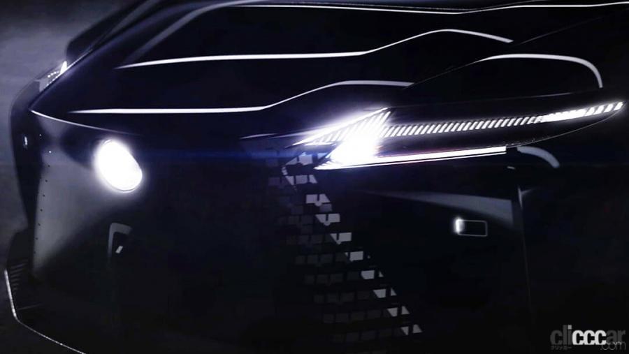 レクサス 新型SUV_006