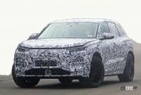 ライバルは次期マカン!?アウディ新型EV「Q5 e-tron」市販型を初スクープ - Audi Q6 1