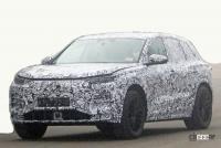 ライバルは次期マカン!?アウディ新型EV「Q5 e-tron」市販型を初スクープ - Audi Q6 3