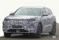 ライバルは次期マカン!?アウディ新型EV「Q5 e-tron」市販型を初スクープ - Audi Q6 5