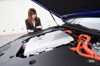 トップレースクイーン・生田ちむさんと「新型トヨタMIRAI」に乗って感じた水素の利点とは? - mirai_013