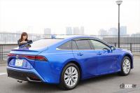 「トップレースクイーン・生田ちむさんと「新型トヨタMIRAI」に乗って感じた水素の利点とは?」の12枚目の画像ギャラリーへのリンク