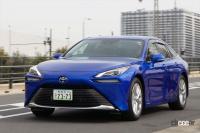 トップレースクイーン・生田ちむさんと「新型トヨタMIRAI」に乗って感じた水素の利点とは? - mirai_042