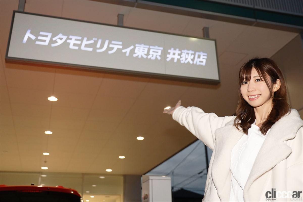 「トップレースクイーン・生田ちむさんと「新型トヨタMIRAI」に乗って感じた水素の利点とは?」の8枚目の画像