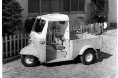 1957年発売のミゼット