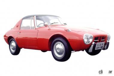 1965年発売のトヨタスポーツ800