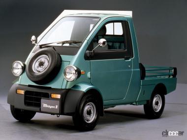 1996年発売のミゼットII