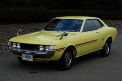 1970年発売の初代セリカ
