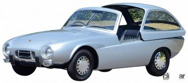 1964年東京MS出展パブリカスポーツ(復元車)