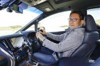 橋本さん 運転席