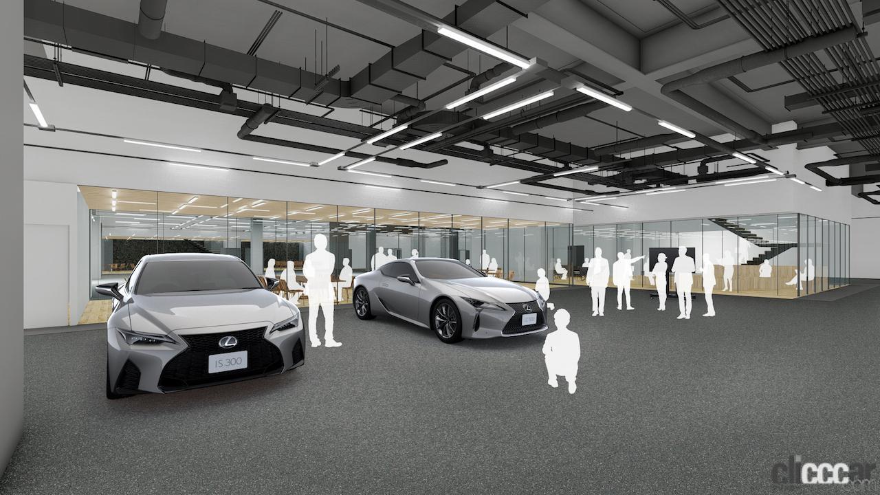 「レクサスが2025年までに10モデル以上のEV、PHV、HVなどの約20車種の新型や改良モデルを投入へ」の7枚目の画像