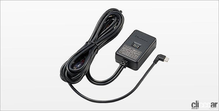 駐車監視ユニットRD-DR001