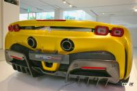 1000馬力のフェラーリ・SF90スパイダー上陸!780馬力エンジン+ハイブリッドシステムを搭載し、税込価格は5856万円から - sf90spider_newcar_08