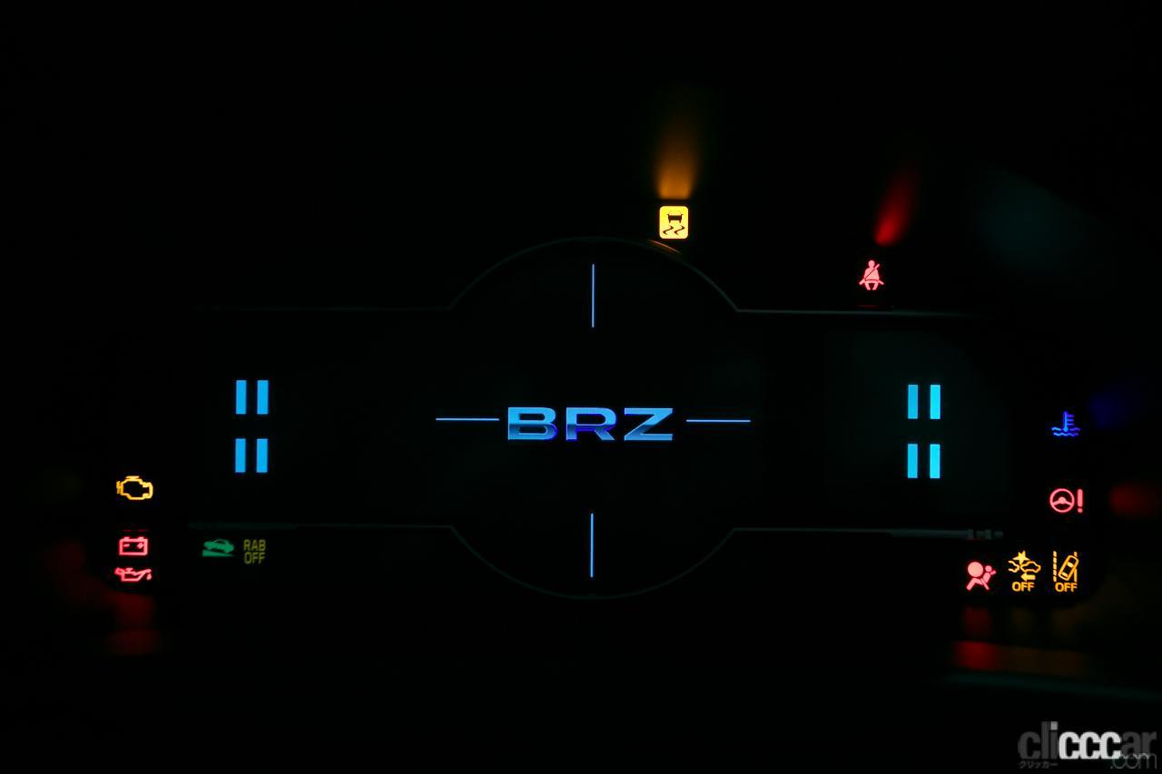 BRZ内装05