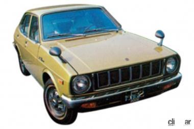 1970年発売のパブリカスターレット