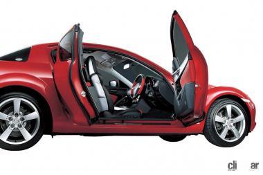 2003年発売のRX-8