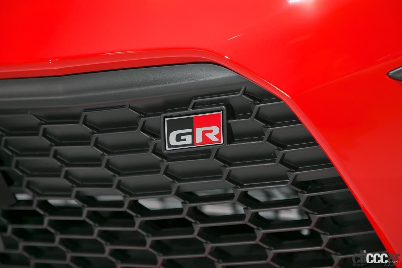GR 86プロトタイプ外観13