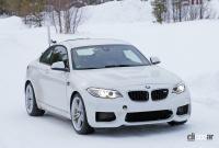 「BMWの高性能モデル「M」に初のフルEV設定か!? プロトタイプを激写」の10枚目の画像ギャラリーへのリンク